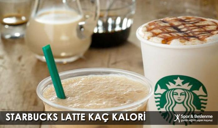 Starbucks Latte Kaç Kalori