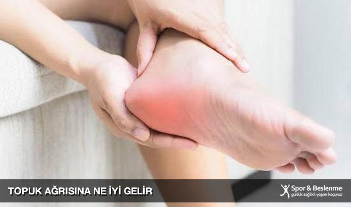 topuk ağrısına ne iyi gelir