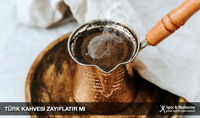 türk kahvesi kaç kalori zayıflatır mı