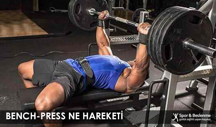 Bench-Press Ne Hareketi