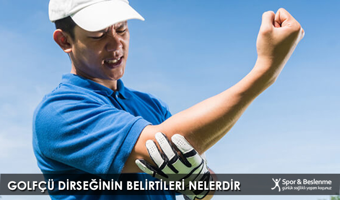 Golfçü Dirseğinin Belirtileri Nelerdir