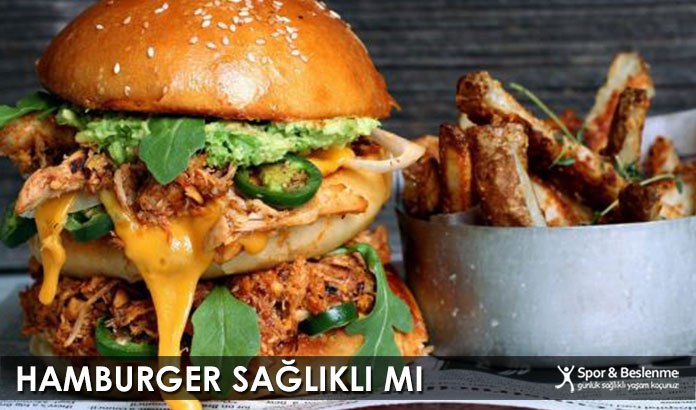 Hamburger Sağlıklı Mı