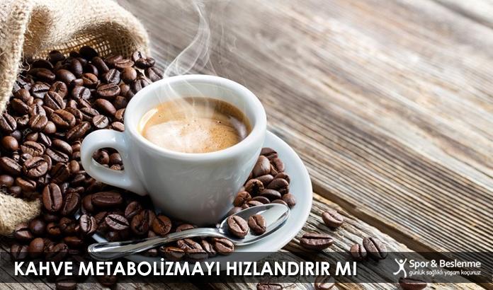 Kahve Metabolizmayı Hızlandırır Mı