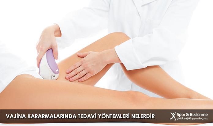 Vajina Kararmalarında Tedavi Yöntemleri Nelerdir