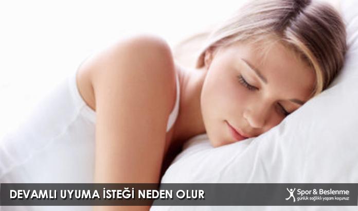 Devamlı Uyuma İsteği Neden Olur