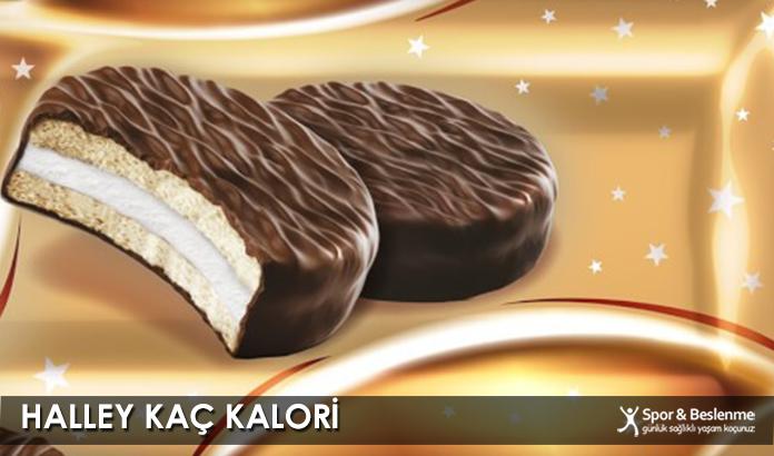 Halley Kaç Kalori