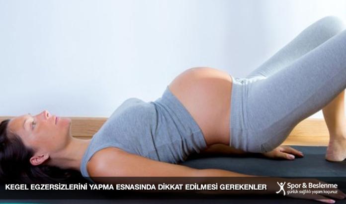 Kegel Egzersizlerini Yapma Esnasında Dikkat Edilmesi Gerekenler