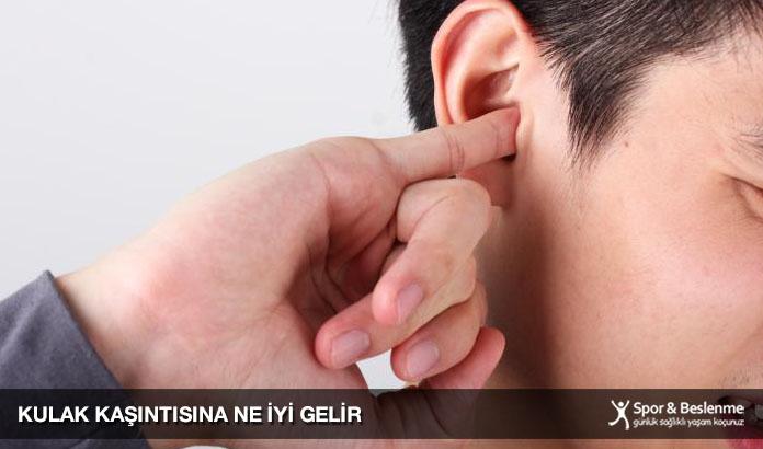 kulak kaşıntısına ne iyi gelir