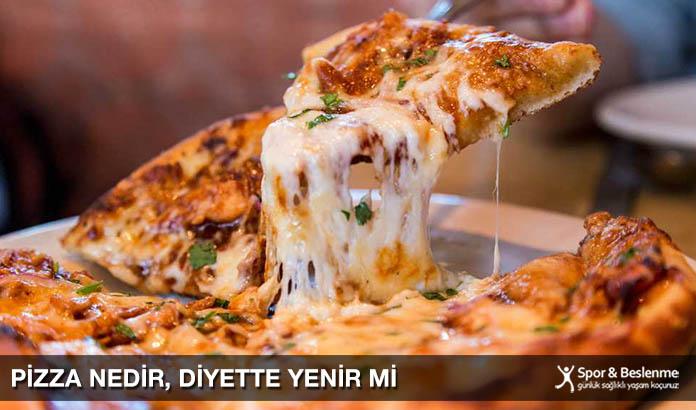 Pizza Nedir, Diyette Yenir Mi