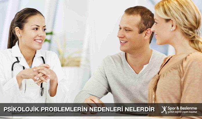Psikolojik Problemlerin Nedenleri Nelerdir