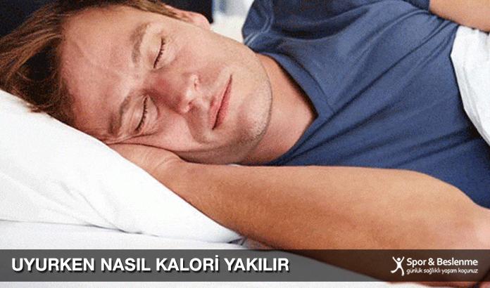 Uyurken Nasıl Kalori Yakılır