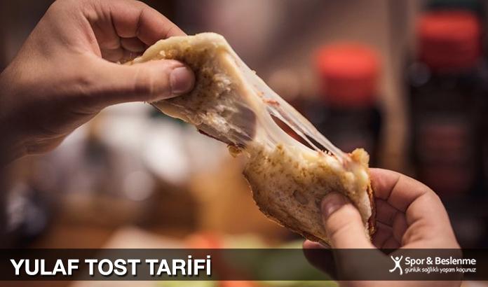 Yulaf Tost Tarifi