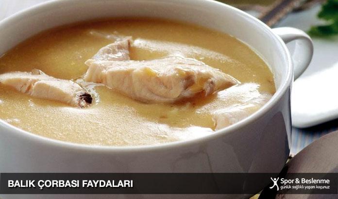 balık çorbası faydaları