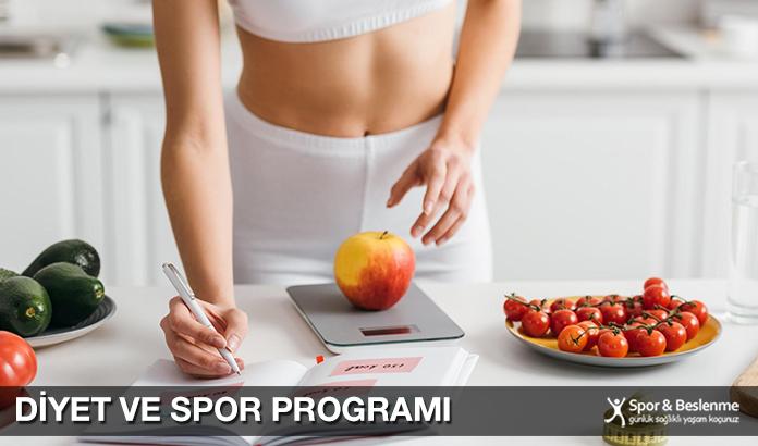 Diyet ve Spor Programı